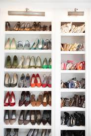 shoe rack design closet contemporary with armoire organization