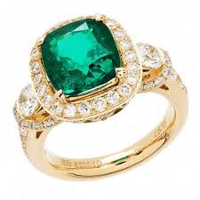 emerald engagements rings images Top 60 best engagement rings for any taste budget jpg
