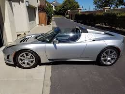 tesla roadster sport tesla roadster prototype car for sale on ebay photos business
