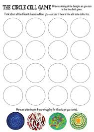 cell game worksheet by rnd86 teaching resources tes