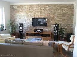 steinwand fã r wohnzimmer ideen fa 1 4 r das kleine wohnzimmer 30 inspirierende bilder