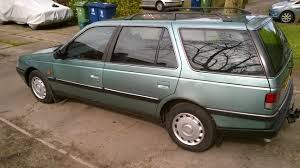 is peugeot a good car 1994 peugeot 405 estate turbo diesel now sold retro rides