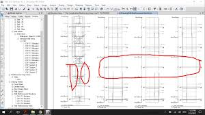 lift design in etabs concrete design structural engineering