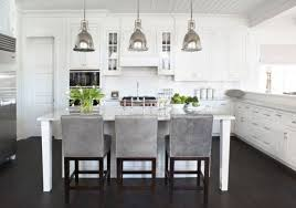 Light Fixtures For Kitchen Island Cube Cage Lighting Complete With Edison Bulbs Complements An