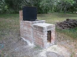 fire pit ideas along with cinder block bbq pit smoker moreover home