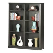 Bookcase Wide Double Wide Bookcase Wayfair