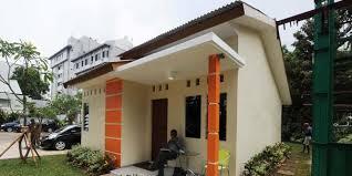 membuat rumah biaya 50 juta hitungan perumnas harga rumah murah capai rp 50 juta merdeka com