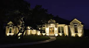 How To Choose Landscape Lighting Choose Landscape Lighting For Security Nichols Lawn Services