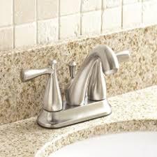 Lowes Faucets Bathroom Sink Plumbing Fixtures Lowes Moen Oxby 2 Handle Widespread Watersense