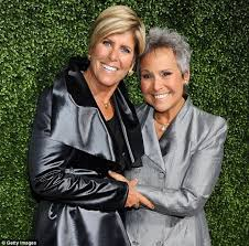suzie ormond hair styles from serving muffins to making millions how suze orman rose from