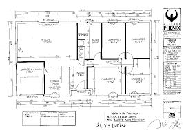 plan de maison 100m2 3 chambres plan maison 100m2 plein pied 3 chambres agrable plan