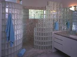 glass block bathroom ideas best 25 glass block shower ideas on glass blocks wall
