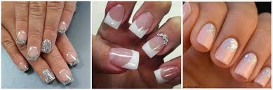 square french manicure nails u2013 popular manicure in the us blog