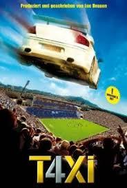 Taxi 4 (2007) izle