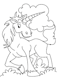 unicorn coloring pages for kids unicorn coloring pages with moon and stars coloringstar