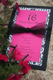Invitation Cards Design With Ribbons Best 25 Homemade Invitations Ideas On Pinterest Homemade