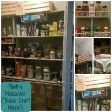 messy pantry makeover craft house