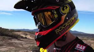 motocross helmet rockstar one industries 2011 team rockstar energy suzuki youtube