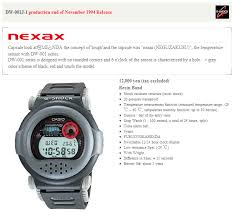 black friday g shock watches flashback friday the first dw 001