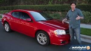 2014 dodge avenger rt review 2012 dodge avenger test drive car review