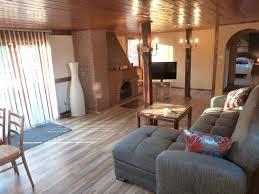 Rustikale Wohnzimmer M El Ferienwohnung