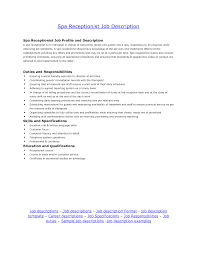 spa job description resume tips for esthetician cruise ship spa