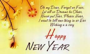 new year card 40 best new year 2018 wishes for with images happy new