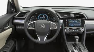 Best Affordable Car Interior 2017 Honda Civic Pricing For Sale Edmunds