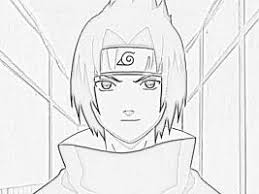drawn sasuke by me by dont care for a name on deviantart