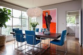 blue dining room chairs awesome blue dining room with dining table chairs bring the blue