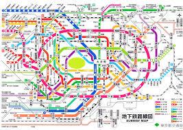 Kansas City Metro Map Tokyo Metro Subway Map A Simple Map Of The Tokyo Metro