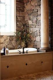 Wonderful Stone Bathroom Designs Home Decor I Love Pinterest - Stone bathroom design
