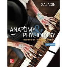 anatomy u0026 physiology the unity of form and function 8th edition
