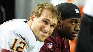 Why Did Rg3 Get Benched Shut It Down