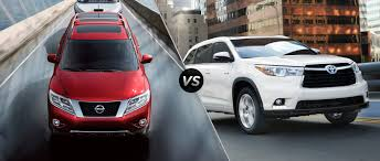 toyota highlander vs nissan pathfinder 2015 nissan pathfinder iii u2013 pictures information and specs