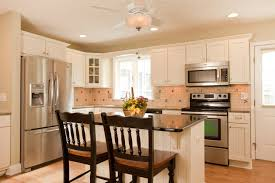 Kitchen Cabinet Kings Attractive Kitchen Remodels With White Cabinets From The Rich