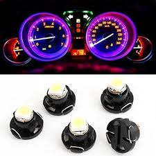 Led Cluster Lights T4 2 Led Neo Wedge Smd Dashboard Instrument Cluster Light Car