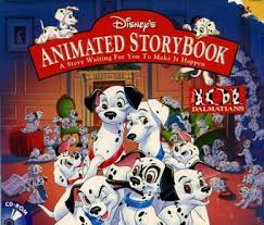 disney u0027s animated storybook 101 dalmatians