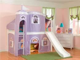 Kid Loft Beds Toddler Loft Bed With Slide Design Modern Loft Beds