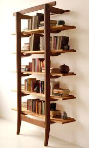 Leaning Bookcases Modern Luxury Office Shelves Storage Furniture Design By City