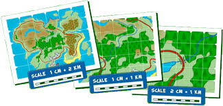 map scales see you see me landscapes map skills