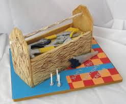 toolbox bob builder rectangular cake surrounded fou u2026 flickr