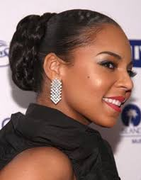 party hair style for aged women 43 best black hairstyles images on pinterest bridal hairstyles