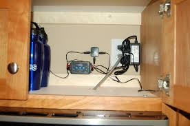 Lights For Under Kitchen Cabinets by How To Wire Led Lights Under Kitchen Cabinets Kitchen Design