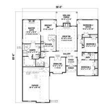 small house plans with garage attached numberedtype single story small house plans design modern open one medium houses