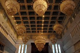 Czech Crystal Chandeliers Panoramio Photo Of Jerusalem Belz Great Synagogue Czech