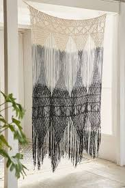 Urbanoutfitters Curtains Best 25 Macrame Curtain Ideas On Pinterest Beaded Curtains How