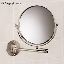 100 wall mounted extendable mirror bathroom bathroom