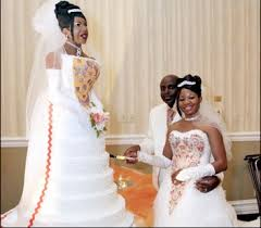 conceited much lady gets life size wedding cake just realeyez