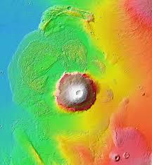 Topographic Map Of Arizona by File Olympus Mons Aureole Mola Zoom 64 Jpg Wikimedia Commons